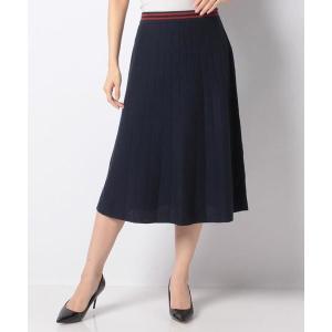 LA JOCONDE / ラ ジョコンダ コットンウールニットスカート|タカシマヤファッションスクエア