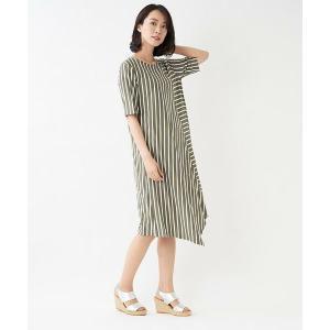 Leilian / レリアン 切替デザインワンピ−ス タカシマヤファッションスクエア