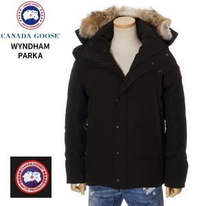 ブランド:CANADA GOOSE(カナダグース)/ 品番:3808M/ カラー:61 BLACK(...