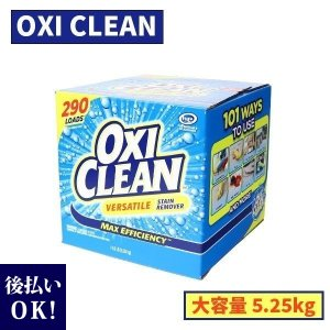 OXI CLEAN オキシクリーン マルチパーパスクリーナー 強力洗浄 大容量 4.98kg|selene