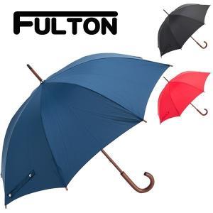 フルトン FULTON 傘 レディース メンズ 雨傘 長傘 ...