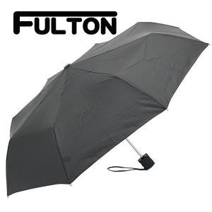 フルトン FULTON 傘 メンズ 雨傘 折りたたみ傘 OPEN & CLOSE-17 ブラック G818 BLACK|selene