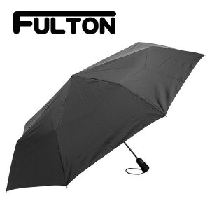フルトン FULTON 傘 メンズ 雨傘 折り畳み傘 OPEN & CLOSE JUMBO ブラック G323 5F001 BLACK|selene