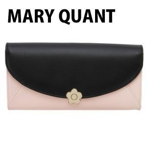 マリークワント MARY QUANT財布 長財布 レディース MARY'S ENVELOPE14 ピンク 264-911003-090-0|selene