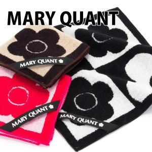 マリークワント MARY QUANT ハンカチ レディース タオルハンカチ デイジー格子2 ミニタオル 263-953423|selene