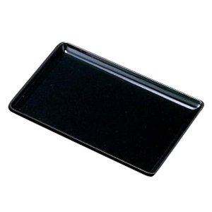 PC切手盆 黒 30cm 0002095|seles-eshop