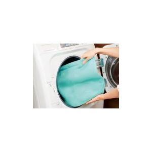 まるごと洗える!仕切り付洗濯バッグ|self-shop