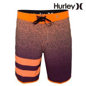 HURLEY,ハーレー/MENS,メンズ/2015年モデル/ボードショーツ,海水パンツ/PHANTOM JULIAN BOARDSHORT・19inch/6CH・ネオンオレンジ|selfishsurf