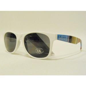 VANS,バンズ/海外限定モデル・2011年HOLIDAY/サングラス/SPICOLI 4 SHADES/Mexican Blanket・ホワイトxメキシカンブランケット selfishsurf