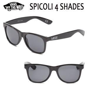 VANS,バンズ/海外限定モデル/サングラス/SPICOLI 4 SHADES/Black・ブラック selfishsurf