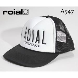 ROIAL,ロイアル/2017年SUMMERモデル/CAP,メッシュキャップ,OTTO/SPINACH・A547/WHITExBLACK・ホワイトブラック/フリーサイズ|selfishsurf