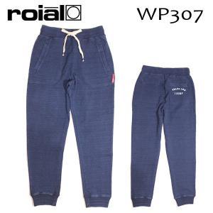 ROIAL・ロイアル/17HO/セットアップ下・SWEAT PANTS・スウェットパンツ/GLORIA・WP307/DARK INDIGO・ダークインディゴ/Mサイズ/メンズ|selfishsurf