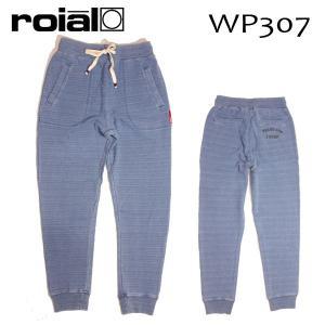 ROIAL・ロイアル/17HO/セットアップ下・SWEAT PANTS・スウェットパンツ/GLORIA・WP307/LIGHT INDIGO・ライトインディゴ/Mサイズ/メンズ|selfishsurf
