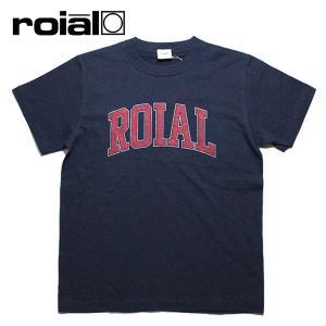 カラフル ホワイト ROIAL サーフ 綿100% ロイアル 白色 Tシャツ ビックロゴ 半袖Tシャツ R901MDT06