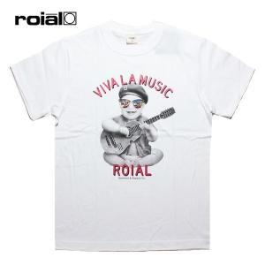 ROIAL,ロイアル/19SU/S/S TEE,半袖Tシャツ/KOCHAB・R902MST04/WHITE・ホワイト/S・M・Lサイズ/メンズ/サーフ/カジュアル|selfishsurf