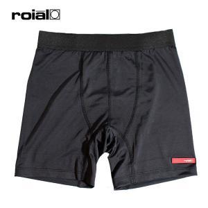 ROIAL,ロイアル/21SU/ボードショーツインナーパンツ/CHAINBREAKER・R101MIS01/BLACK/メンズ/水着/4WAYストレッチ/軽量/接触冷感/吸水速乾/UPF50+/フリーサイズ|selfishsurf