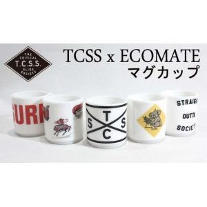 TCSS,ティーシーエスエス/マグカップ/ECOMATE/E.CO.MUG SPRING・SPMU15-01/5カラーからお選びください|selfishsurf