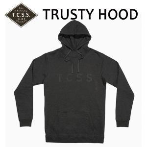 TCSS,ティーシーエスエス/2017年FALL/PULLOVER PARKA・プルオーバーパーカー/TRUSTY HOOD・SAF1707/CHARCOAL MARLE・チャコール/S・Mサイズ|selfishsurf