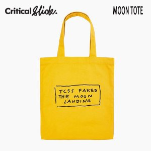 TCSS,ティーシーエスエス/19SU/TOTE BAG,トートバッグ/MOON TOTE BAG・TO1816/MISTED YELLOW・イエロー/ユニセックス/キャンバス|selfishsurf