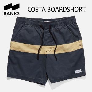 BANKS,バンクス/18SP/ボードショーツ・サーフトランクス/COSTA BOARDSHORT・BS0122/DIRTY DENIM・ネイビー/28・30・32インチ|selfishsurf