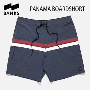 BANKS,バンクス/18SU/ボードショーツ・サーフトランクス/PANAMA BOARDSHORT・BS0127/DIRTY DENIM・ネイビー/28・30インチ|selfishsurf