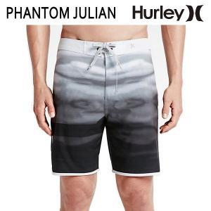 HURLEY,ハーレー/MENS,メンズ/ボードショーツ,海水パンツ/PHANTOM JULIAN BOARDSHORT・19inch/06F・ブラック|selfishsurf