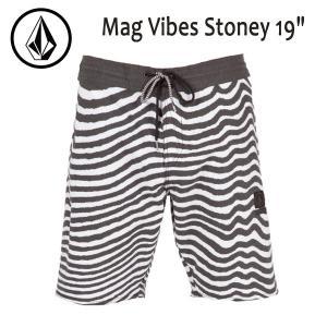 VOLCOM,ボルコム/2017年SPRING/ボードショーツ,サーフトランクス/Mag Vibes Stoney 19