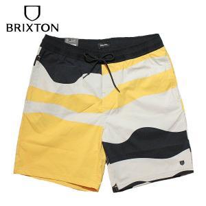 BRIXTON,ブリクストン/21SU/水陸両用/BOARDSHORTS・ボードショーツ・サーフトランクス・水着/VOYAGE SHORT 18
