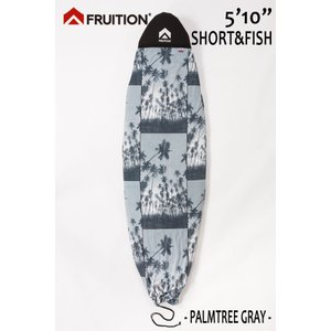 Fruition,フリューション/ニットケース・サーフボードケース・マイクロファイバー/5'10