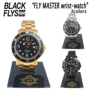腕時計,ウォッチ/BLACKFLYS,ブラックフライ/FLY MASTER WRIST WATCH・フライマスターリストウォッチ/BF700-24/3カラーからお選びください|selfishsurf