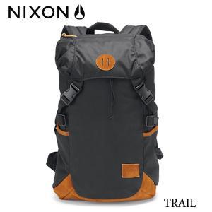 NIXON,ニクソン/BACKPACK・バックパック・リュックサック/TRAIL/20L/NC2396000-00/BLACK|selfishsurf