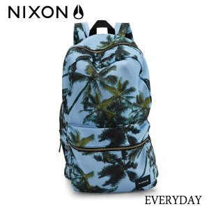 NIXON,ニクソン/PACKABLE BACKPACK・パッカブルバックパック・リュックサック/EVERYDAY BACKPACK/10L/NC2428300-00/BLUE・ブルー|selfishsurf