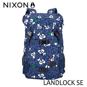 NIXON,ニクソン/BACKPACK・バックパック・リュックサック/LANDLOCK SE/33L/NC2394347-00/INDIGO・ブルー|selfishsurf