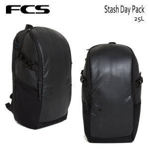 FCS,エフシーエス/バックパック/STASH/DAY PACK/25L/BLACK・ブラック/サーフィン/ユニセックス/日本正規代理店品|selfishsurf