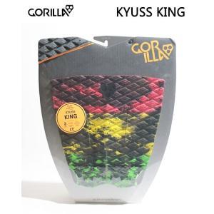 GORILLA GRIP,ゴリラグリップ/デッキパット,デッキパッチ/18NEWカラー/KYUSS/RASTA/3ピースパッド/サーフィン/サーフアクセサリー selfishsurf