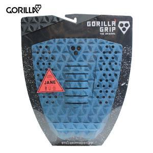 GORILLA GRIP,ゴリラグリップ/デッキパット,デッキパッチ/2016年NEWカラー/HERITAGE 3DOT/BLACK/RED/1ピースパッド|selfishsurf