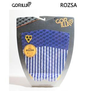 GORILLA GRIP,ゴリラグリップ/デッキパット,デッキパッチ/18NEWカラー/ROZSA/DECK/2ピースパッド/サーフィン/サーフアクセサリー selfishsurf