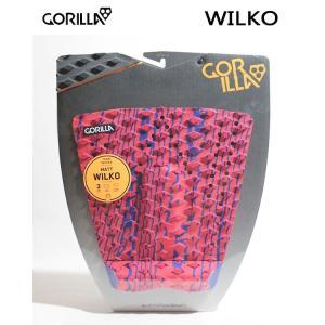 GORILLA GRIP,ゴリラグリップ/デッキパット,デッキパッチ/18NEWカラー/WILKO/WARPED/3ピースパッド/サーフィン/サーフアクセサリー selfishsurf