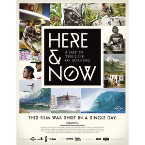 HERE & NOW -a day in the life of surfing-/新作/サーフィンDVD|selfishsurf