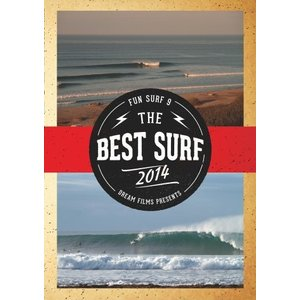 サーフィン・ショートボードDVD/FUN SURF 9・THE BEST SURF 2014|selfishsurf