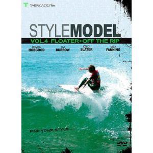 STYLE MODEL vol.4 FLOATER+OFF THE RIP/スタイル・モデル Vol.4 フローター&オフザリップ|selfishsurf