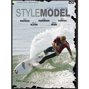 STYLE MODEL vol.2 CUT BACK/スタイル・モデル Vol.2 カットバック|selfishsurf