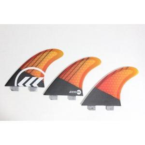 KINETIK RACING FIN/CARBO TUNEシリーズ/PARKO PHASE 4・SMALL・ジョエルパーキンソン シグネイチャーモデル/FCSタイプ/Sサイズ/45-45kg selfishsurf