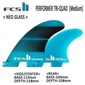 【P15倍】FCS2,エフシーエスツー/5FIN/TRI-QUAD/ワンタッチ/PERFORMER NEO GLASS,パフォーマー ネオグラス/Mサイズ/サーフィン/ショート/日本正規代理店|selfishsurf