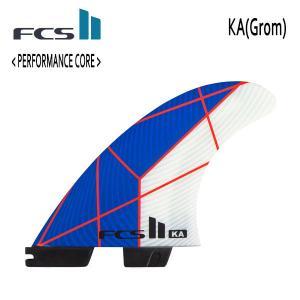 FCSII,FCS2,エフシーエスツー/ワンタッチ/トライフィン/KA(PC)/KOLOHE ANDINOシグネチャー/パフォーマンスコア/GROMサイズ/BLUE/WHITE/日本正規代理店品|selfishsurf