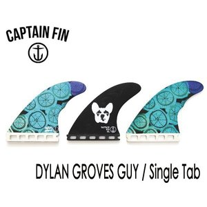 CAPTAIN FIN・キャプテンフィン/TRI FIN・トライフィン/Dylan Graves SINGLE TAB/FUTURES・フューチャータイプ/CFF2111601/BLU・ブルー/Mサイズ/65-85kg|selfishsurf