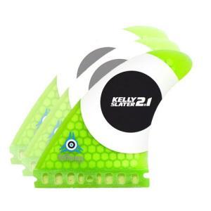 KOMUNITY PROJECT,コミュニティープロジェクト/FIN,トライフィン/K2.1,ケーツーワン/KELLY SLATER FIN,ケリースレーターフィン/FUTUREタイプ/ハニカムグリーン|selfishsurf