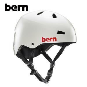 BERN,バーン/ヘルメット/MENS・メンズ(大人用)/オールシーズン対応/MACON/SATIN LIGHT GREY・サテンライトグレー/XL・XXL・XXXLサイズ|selfishsurf