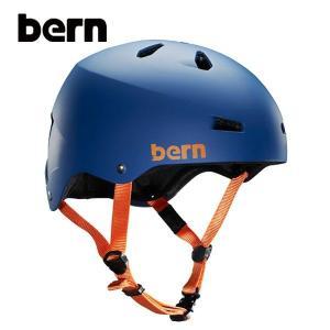 BERN,バーン/ヘルメット/MENS・メンズ(大人用)/オールシーズン対応/MACON/MATTE BLUE・マットブルー/XL・XXL・XXXLサイズ|selfishsurf