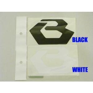 BeWET,ビーウェット/ステッカー/シンボルステッカー/ブラック・ホワイトからお選びください/ロゴ/マーク/サーフィン selfishsurf